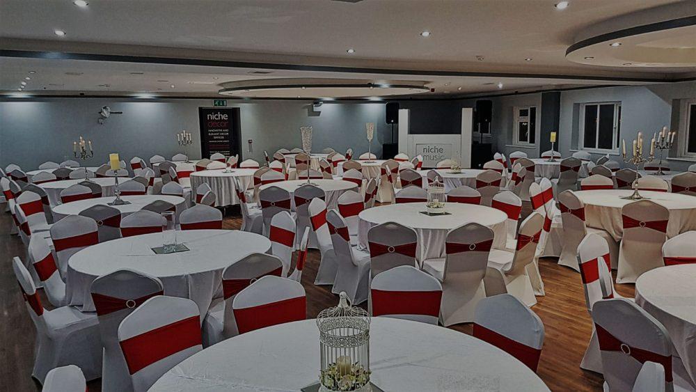 Castle Hill banqueting - Rani Suite